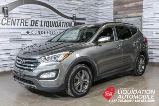 Used 2014 Hyundai Santa Fe Sport PREMIUM+AWD for sale in Laval, QC