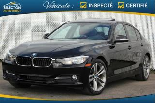 Used 2015 BMW 3 Series 320i xDrive for sale in Ste-Rose, QC
