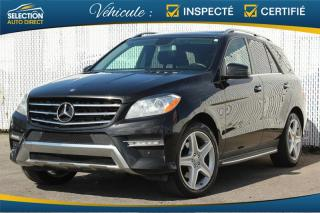 Used 2013 Mercedes-Benz ML-Class Ml 350 Bluetec Awd for sale in Ste-Rose, QC