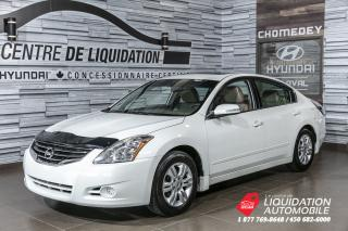 Used 2011 Nissan Altima 2.5 S for sale in Laval, QC