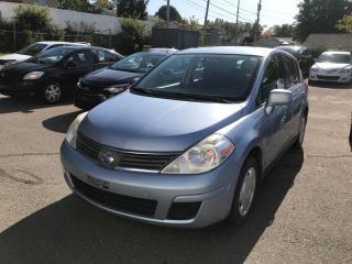 Used 2009 Nissan Versa S for sale in Québec, QC