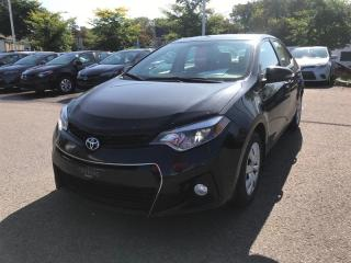 Used 2015 Toyota Corolla S for sale in Québec, QC