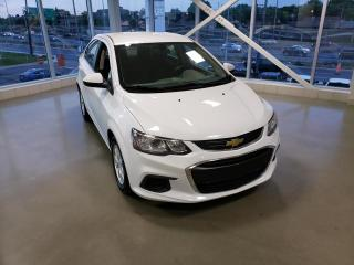 Used 2018 Chevrolet Sonic LT berline 4 portes BA for sale in Montréal, QC