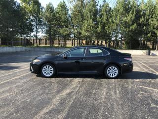 Used 2018 Toyota CAMRY SE 2WD for sale in Cayuga, ON