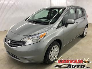 Used 2014 Nissan Versa Note for sale in Shawinigan, QC