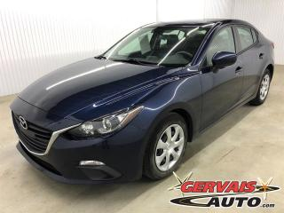 Used 2015 Mazda MAZDA3 Gx Bluetooth A/c for sale in Shawinigan, QC
