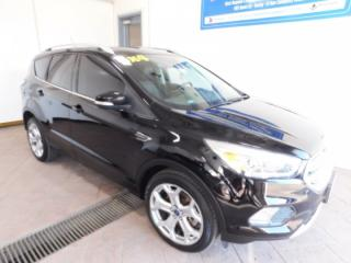 Used 2017 Ford Escape Titanium 4WDLEATHER NAVI SUNROOF for sale in Listowel, ON