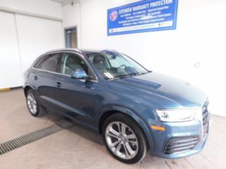 Used 2018 Audi Q3 Progressiv for sale in Listowel, ON