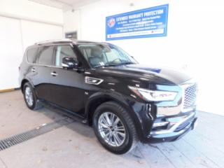 Used 2018 Infiniti QX80 4WD LEATHER NAVI SUNROOF for sale in Listowel, ON