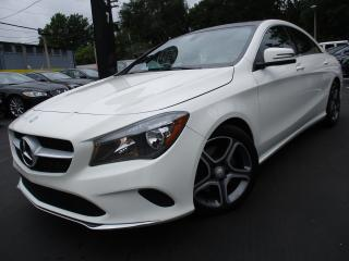 Used 2017 Mercedes-Benz CLA-Class CLA 250 4MATIC|NAVIGATION|MOONROOF|BACK-UP CAMERA for sale in Burlington, ON
