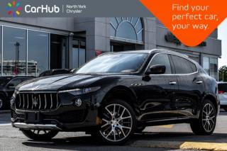 Used 2018 Maserati Levante GranLusso|Pano.Sunroof|Harman/Kardon|Bluetooth|BackupCamera| for sale in Thornhill, ON
