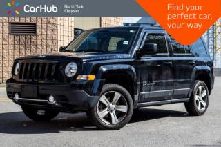 Used 2017 Jeep Patriot High Altitude Edition High.Altitude,Prem.Audio.Pkgs Sunroof Backup,Cam  for sale in Thornhill, ON