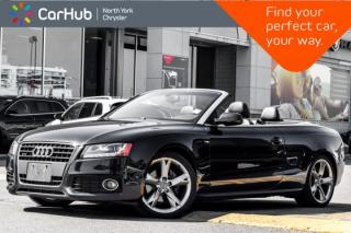 Used 2011 Audi A5 2.0L Premium Plus Bang&Olufsen GPS SiriusXM Bluetooth Keyless.Go  for sale in Thornhill, ON