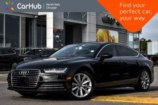 Used 2016 Audi A7 3.0T Technik BOSESound|Navigation|HeadsUpDispl|Sunroof|HeatedSeats| for sale in Thornhill, ON