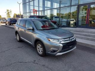 Used 2016 Mitsubishi Outlander ES 2RM MAIN LIBRE CELLULAIRE SIÈGES CHAU for sale in Lévis, QC