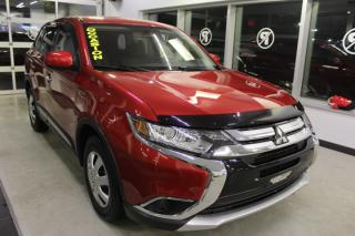 Used 2017 Mitsubishi Outlander ES AWC CAMÉRA MAIN LIBRE CELLULAIRE for sale in Lévis, QC