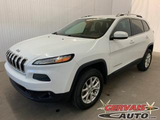 Used 2015 Jeep Cherokee North V6 4x4 GPS Temps Froid HITCH MAGS for sale in Shawinigan, QC