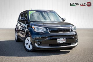 Used 2016 Kia Soul EV EV Luxury ELECTRIC, 149 KM RANGE, NAVIGATION, BLUETOOTH, BACK-UP CAMERA, APPLE CARPLAY AND ANDROID AUDIO! for sale in Surrey, BC