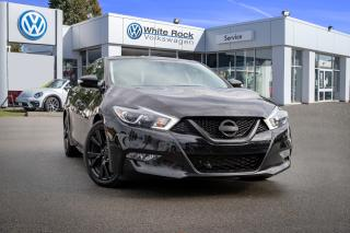 Used 2017 Nissan Maxima SV <b>*LEATHER* *NAVIGATION* *BLUETOOTH* *BACK UP CAM* <b> for sale in Surrey, BC