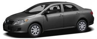Used 2010 Toyota Corolla for sale in Charlottetown, PE