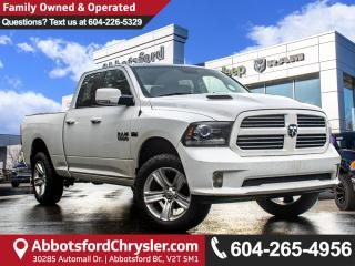 Used 2016 RAM 1500 Sport *WELL MAINTAINED* for sale in Abbotsford, BC