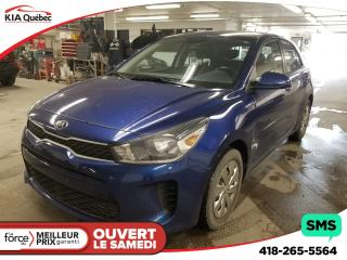 Used 2018 Kia Rio LX+* AT* A/C* 5 PORTES* SIEGES CHAUFFANTS* CAMERA* for sale in Québec, QC
