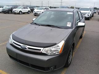 Used 2010 Ford Focus SE for sale in Waterloo, ON