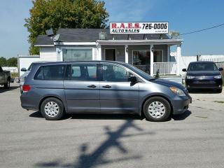 Used 2010 Honda Odyssey DX for sale in Barrie, ON
