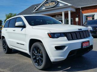 Used 2019 Jeep Grand Cherokee Altitude 4x4, NAV, Sunroof, Leather Heated Seats/Wheel, Tow Pkg, Remote Start, Pwr Gate for sale in Paris, ON