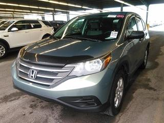 Used 2013 Honda CR-V LX ALL WHEEL DRIVE for sale in Waterloo, ON