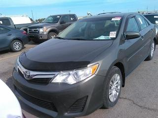 Used 2012 Toyota Camry LE for sale in Waterloo, ON