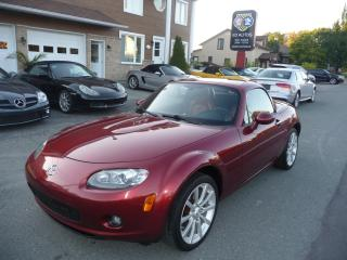 Used 2008 Mazda Miata MX-5 2008 Mazda MX-5 - 2dr Conv PRHT Auto Grand Touring for sale in Ste-Marie, QC
