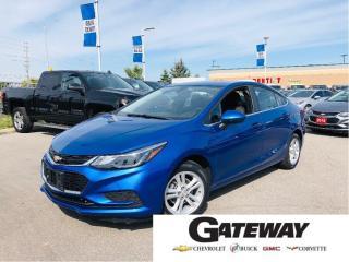 Used 2017 Chevrolet Cruze LT|REMOTE START|APPLE CARPLAY|REAR CAM| for sale in Brampton, ON