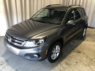 Used 2015 Volkswagen Tiguan Comfortline 4 portes 4MOTION for sale in Sherbrooke, QC