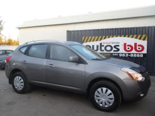 Used 2008 Nissan Rogue AWD 4x4 for sale in Laval, QC