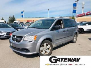 Used 2014 Dodge Grand Caravan SE|SXT STOW & GO|ROOF RACKS| for sale in Brampton, ON