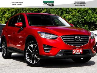 Used 2016 Mazda CX-5 GT + Tech Package for sale in North York, ON