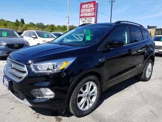 Used 2017 Ford Escape BLUE TOOTH !!  HEATED SEATS !! REAR CAMERA !! for sale in Cambridge, ON