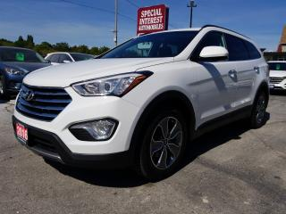 Used 2016 Hyundai Santa Fe XL Premium 7 PASSENGER !!  BLUE TOOTH !!  HEATED SEATS !! for sale in Cambridge, ON