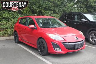 Used 2010 Mazda MAZDA3 GS w/Bluetooth & Heated Seats for sale in Courtenay, BC