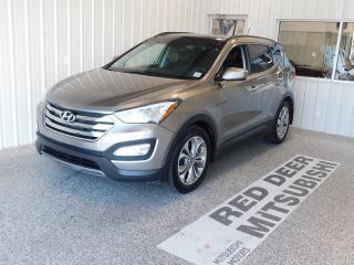 Used 2015 Hyundai Santa Fe SPORT for sale in Red Deer, AB
