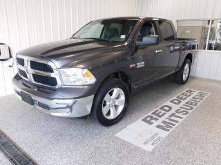 Used 2018 RAM 1500 SLT for sale in Red Deer, AB