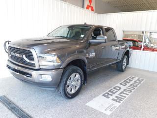Used 2018 RAM 3500 Laramie for sale in Red Deer, AB