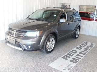 Used 2014 Dodge Journey R/T Rallye for sale in Red Deer, AB