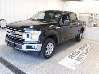 Used 2018 Ford F-150 for sale in Red Deer, AB