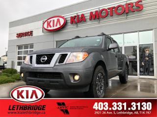 Used 2019 Nissan Frontier Pro-4X for sale in Lethbridge, AB