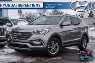 Used 2017 Hyundai Santa Fe Sport *FREIN NEUF AUX 4 ROUES +MAGS, BLUETOOTH, * for sale in Repentigny, QC