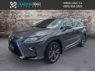 Used 2018 Lexus RX 350 Luxury Package for sale in Woodbridge, ON