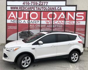 Used 2015 Ford Escape SE-All Credit Approved for sale in Scarborough, ON