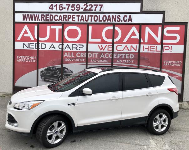 2015 Ford Escape SE-All Credit Approved